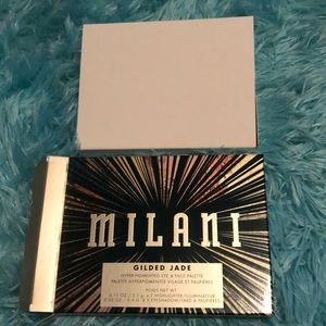 New Milani Gilded Jade Eye And Face Palette